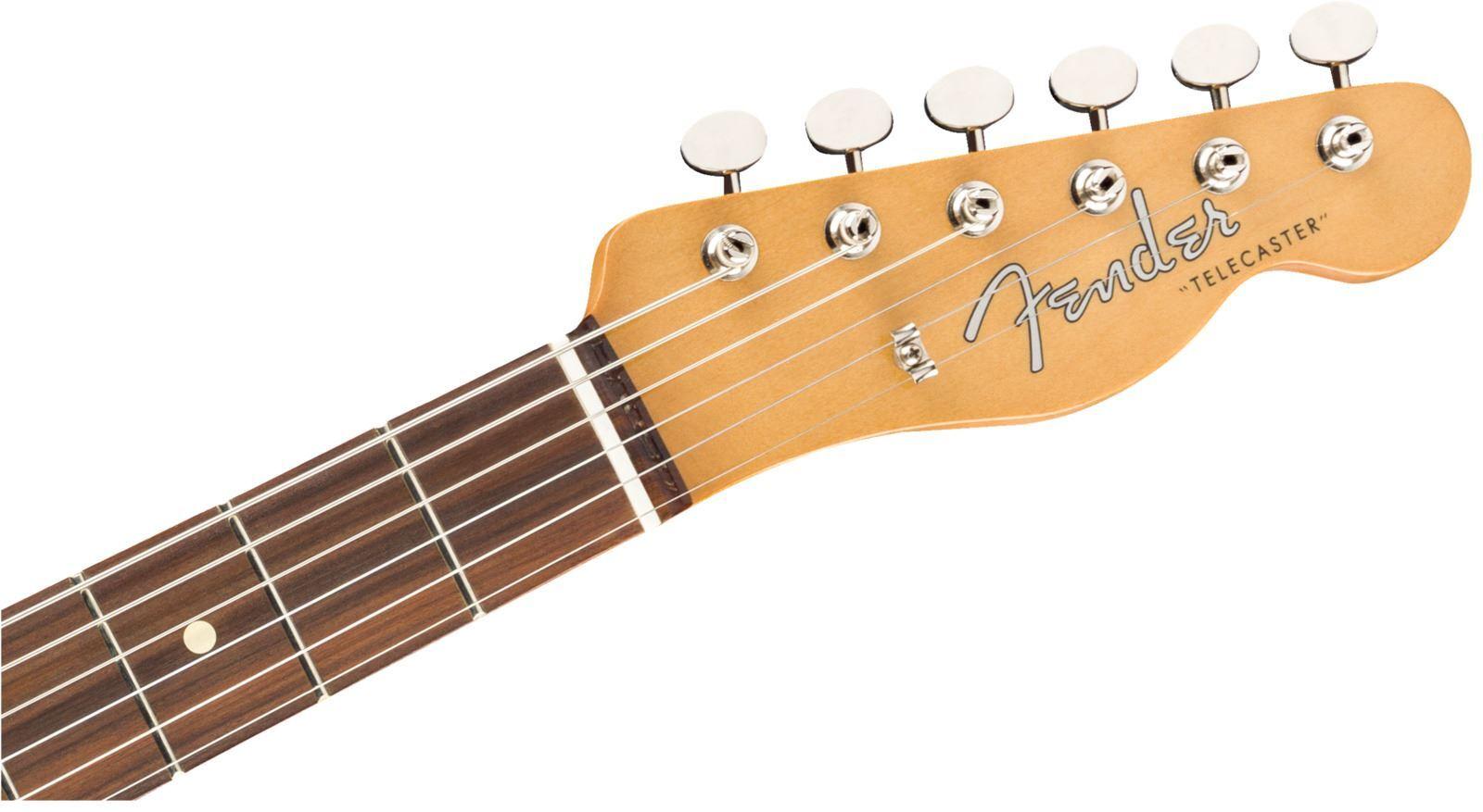 Fender Vintera '60s Telecaster® Modified, Pau Ferro Fingerboard, Lake  Placid Blue