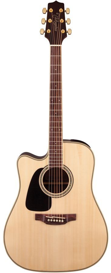 Takamine TGD51CENATLH G50 Series Left Handed Dreadnought Acoustic/Electric Guitar w/ Cutaway