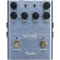 Fender Tre-Verb Digital Reverb & Tremolo Pedal