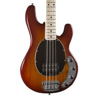 Ernie Ball MusicMan StingRay Bass Guitar 4 String – Honeyburst