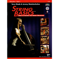 String Basics Book 1 - Double Bass