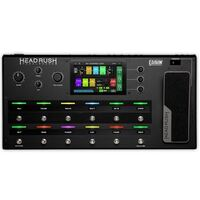 HeadRush FX Pedalboard w/Quad-Core Processor - Powered by Eleven HD Expanded DSP