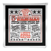 Ernie Ball 2312 Light Gauge 5-String Banjo Strings