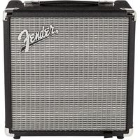 Fender Rumble™ 15 (V3), 240V AUS, Black/Silver