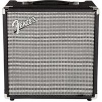 Fender Rumble™ 25 (V3), 240V AUS, Black/Silver