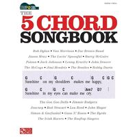 The 5 Chord Songbook