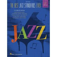 The Best Jazz Standards Ever - Easy Piano 2nd Edition