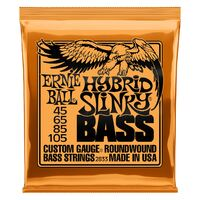 Ernie Ball E2833 Hybrid Slinky 45-105 Electric Bass Strings