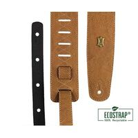 Basso Guitar Strap - Eco Vegan Whiskey ECO-01