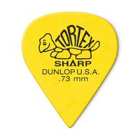 Dunlop .73mm Tortex Sharp Pick