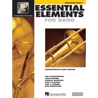 Essential Elements for Band Trombone - Book 1 with EEi