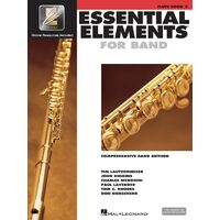 Essential Elements for Band Flute - Book 2 with EEi
