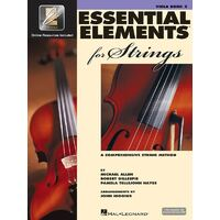 Essential Elements for Strings Viola - Book 2 with EEi