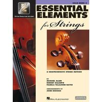 Essential Elements for Strings Cello - Book 2 with EEi
