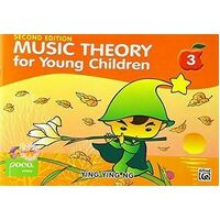 Music Theory for Young Children, Bk 3 (Poco Studio Edition)