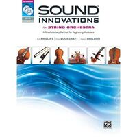 Sound Innovations for String Orchestra Book 1 - Double Bass