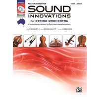 Sound Innovations Viola Book 2