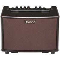 Roland AC-33 Acoustic Chorus Guitar Amplifier Rose Wood