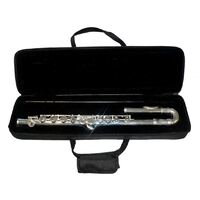 J.Michael FL480C Small Prodigy Flute (C) in Silver Plated Finish