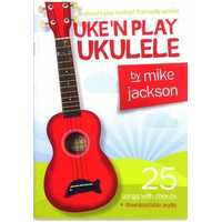 Uke N Play AM1011604 Ukulele Book