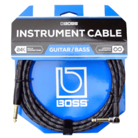 Boss BIC25A Instrument Cable 25ft