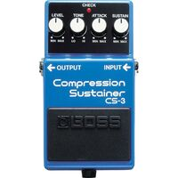 Boss CS3 Compressor/Sustainer Pedal