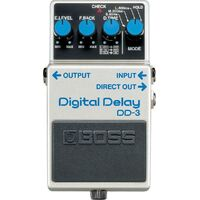 Boss DD3 Digital Delay Pedal