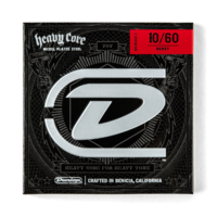 Dunlop DHC1060-6 10-60 Heavy Core Electric Strings