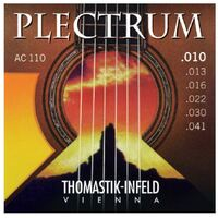 Thomastik AC110 Plectrum Bronze Acoustic Guitar Strings 10-41