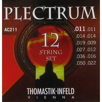 Thomastik AC211 Plectrum Bronze Acoustic Guitar Strings 12-String