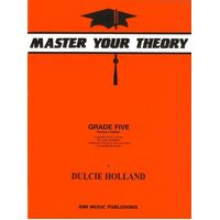 Master Your Theory Grade Five
