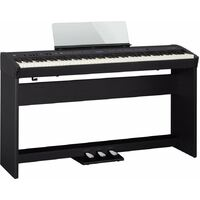 Roland FP-60 SuperNATURAL Digital Piano Black - Bundle