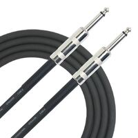 "KIRLIN KSBCV166-3 3FT SPEAKER CABLE 1/4"" TO 1/4"""
