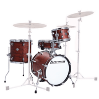 Ludwig Breakbeats by Questlove Compact 4-Piece Shell Pack Special Edition Mojave