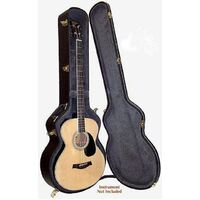 MBT MBT800AEB Wooden Acoustic Bass Guitar Case