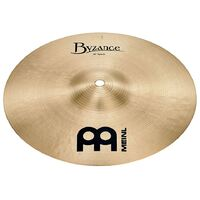 "MEINL B10S BYZANCE TRADITIONAL 10"" Splash"