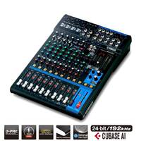 Yamaha MG12XU USB Compact Unpowered Mixer Console