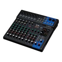 Yamaha MG12XUK - Compact 12-Channel Mixing Console with Effects