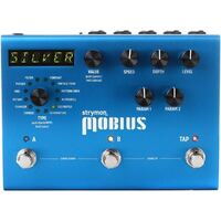 Strymon Mobius Multidimensional Modulation Guitar Effects Pedal