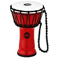 Meinl Percussion JRD-R JR 7 Inch Djembe Red