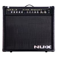 NUX NXFRONTLINE50 50W 2CH GUITAR AMP 6 AMP MODELS AND EFFECTS