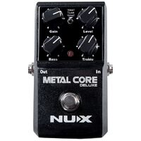 NUX NXMETALCORE METAL CORE DELUXE PEDAL
