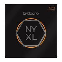 D'Addario NYXL1046 Light Electric Guitar Strings 10-46