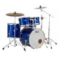 Pearl Export 5pce Fusion Kit High Voltage Blue