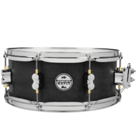 PDP Concept 13x5.5 Inch Maple Black Wax Snare Drum