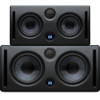 "Presonus Eris E44 90W 2-way with Dual 4.5"" LF/MF Drivers and 1.25"" HF Driver Studio Monitor - Each"