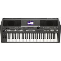 YAMAHA PSRS670 ARRANGER WORKSTATION KEYBOARD