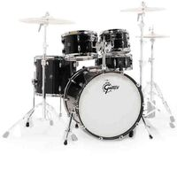 Gretsch Renown 5piece Shell Pack In Piano Black