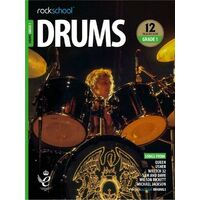 Rockschool Drums Grade 1 2018-2024