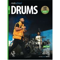 Rockschool Drums Grade 2 2018-2024
